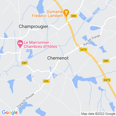bed and breakfast Chemenot