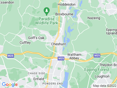 Injury solicitors in Cheshunt