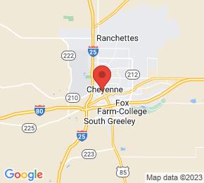 Job Map - Cheyenne, Wyoming  US