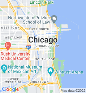 Chicago IL Map