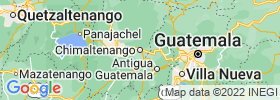 Chimaltenango map