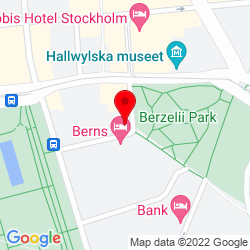 Google Map of China Teatern, Berzelii Park 9