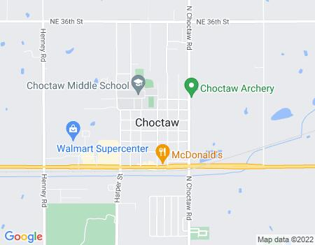 payday loans in Choctaw