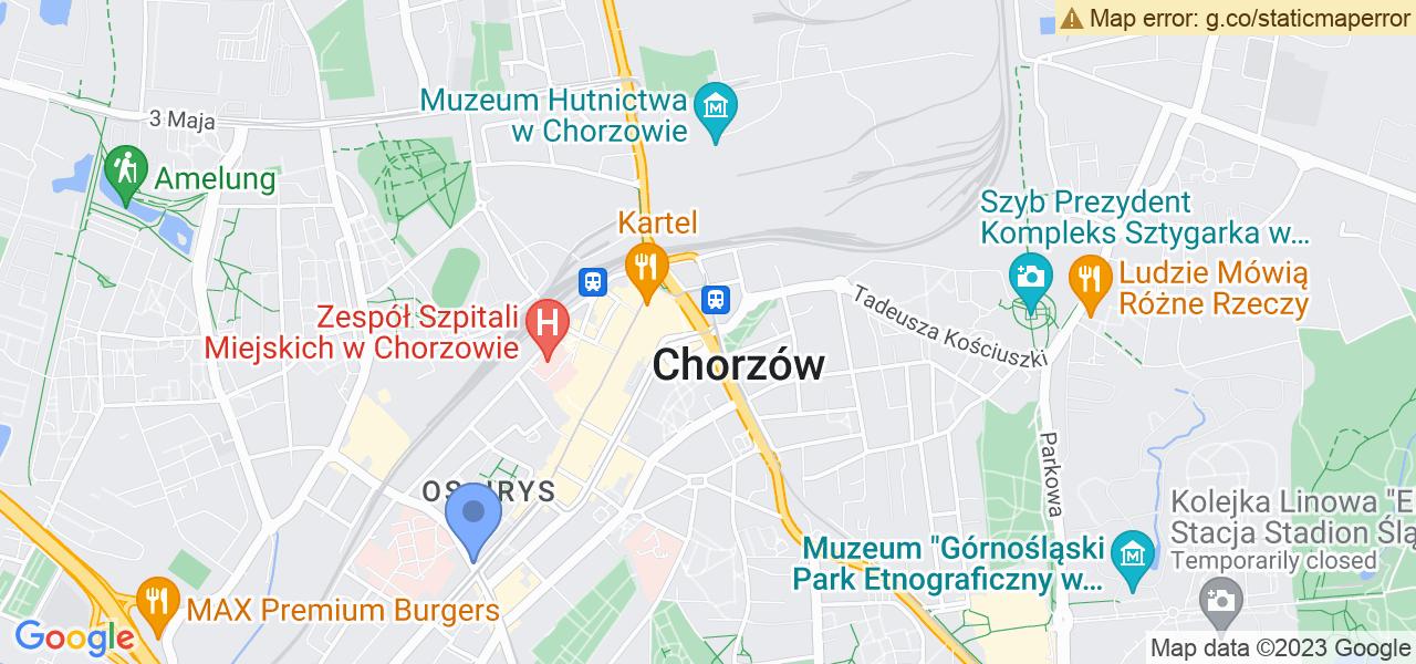 Osiedle Chorzów Pierwszy w Chorzowie – w tych punktach ekspresowo wyślesz turbinę do autoryzowanego serwisu