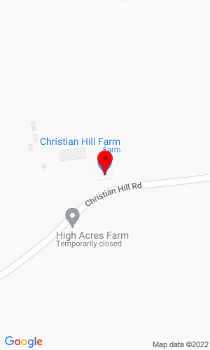 Google Map of Christian Hill Farm & Eq. 80 Wesson St., North Grafton, MA, 01536