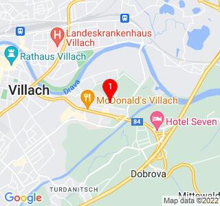 Google Map of Chromstraße 2,  9500  Villach