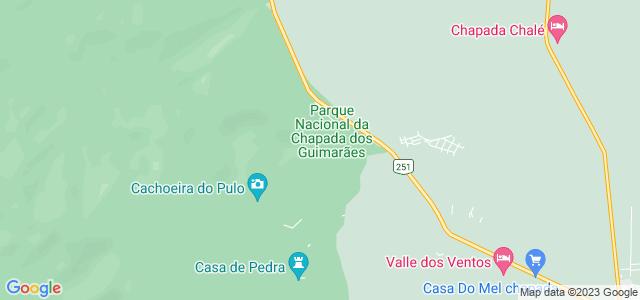 Circuito de Cachoeiras, Parque Nacional da Chapada dos Guimarães - MT
