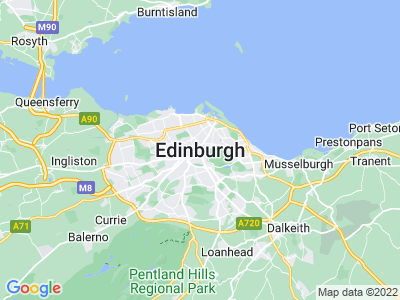 Personal Injury Solicitors in City of Edinburgh