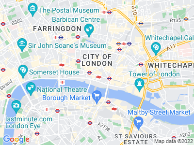 Personal Injury Solicitors in City of London
