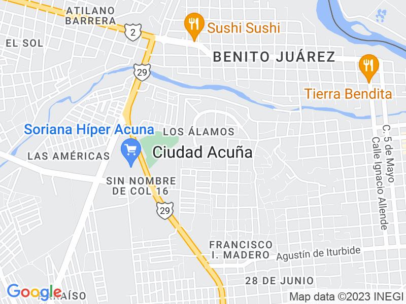 Ciudad Acuña, Coahuila