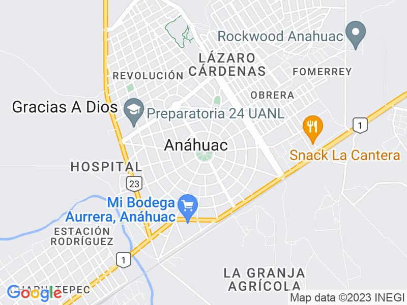 Ciudad Anáhuac, Nuevo León