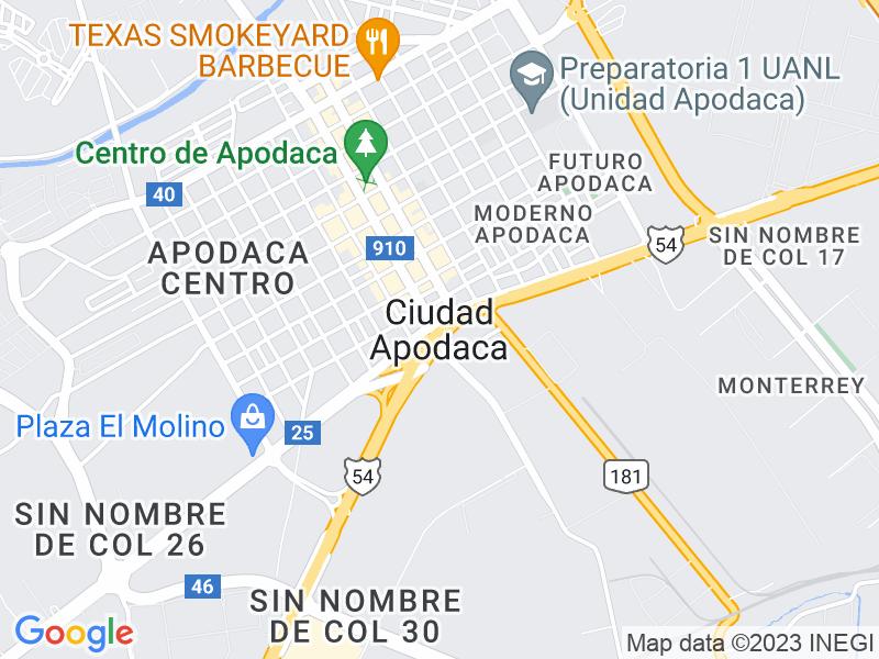 Ciudad Apodaca, Nuevo León