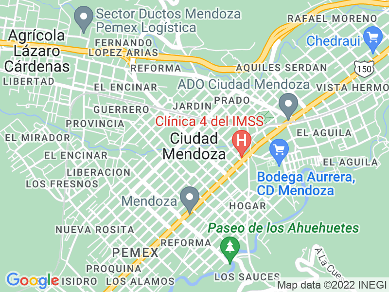 Ciudad Mendoza, Veracruz