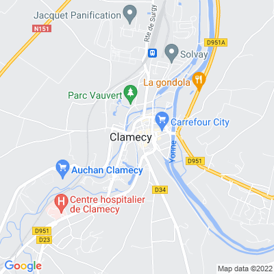bed and breakfast Clamecy