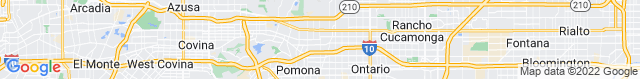 Map of CA