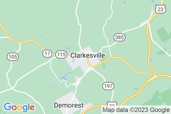 Clarkesville, GA