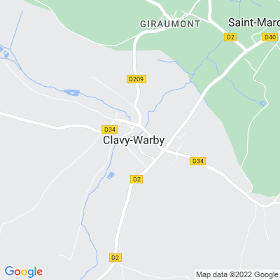 bed and breakfast Clavy-Warby