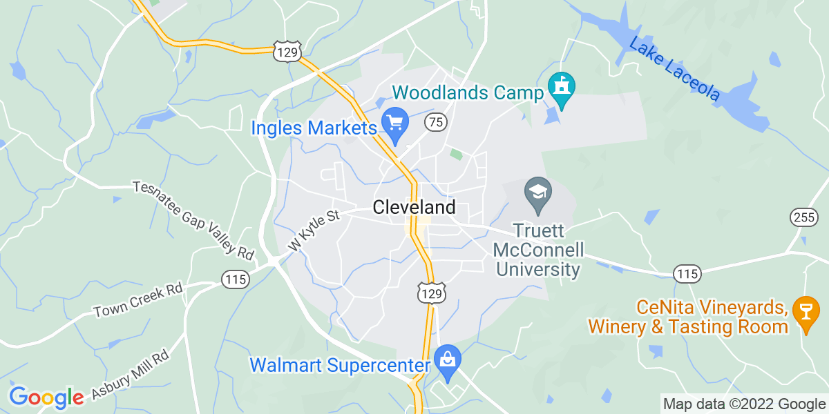 Cleveland, GA