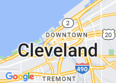 Open Google Map of Cleveland Venues