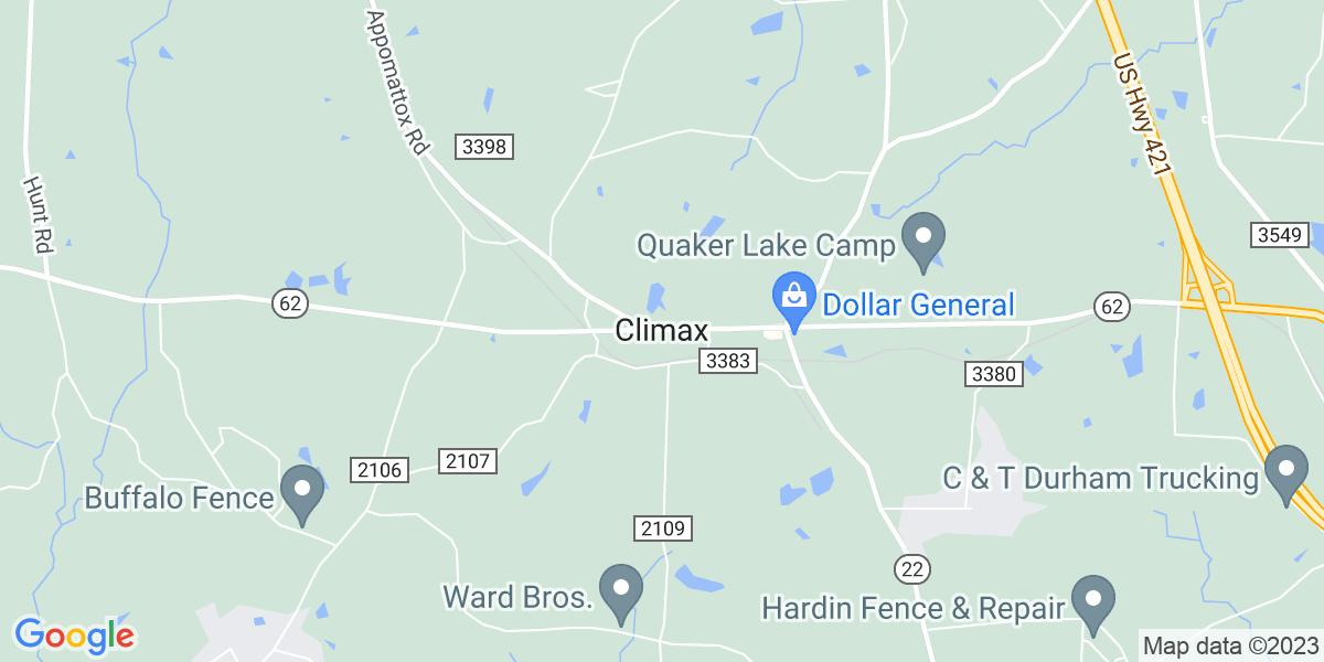 Climax, NC