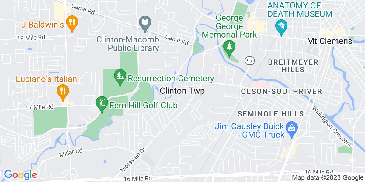 Clinton Township, MI