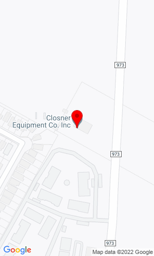 Google Map of Closner Equipment Company Inc. 13800 FM 973 N, Manor (Austin), TX, 78653,