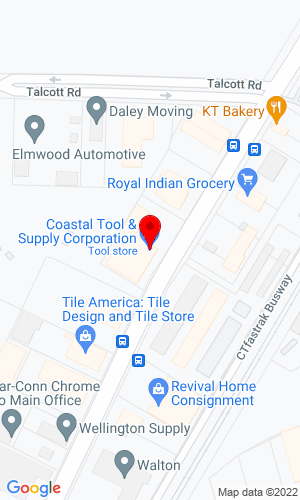 Google Map of Coastal Tool & Supply LTD 4930 I.H. 37, Chorpus Christi, TX, 78407