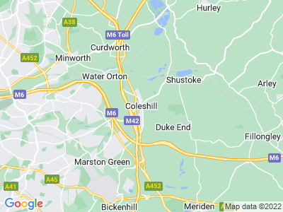 Injury Solicitor In Coleshill