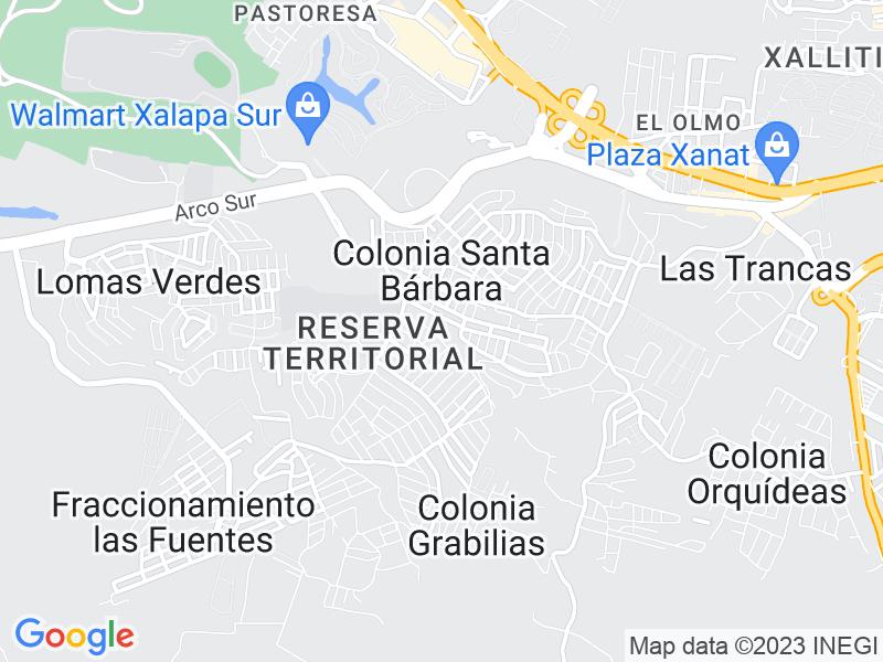 Colonia Santa Barbara, Veracruz