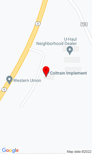 Google Map of Coltrain Implement 2066 Highway 5 South, Albia, IA, 52531,