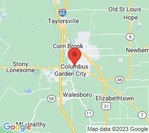 Job Map - Columbus, Indiana  US