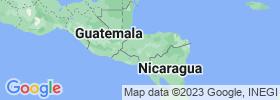 Comayagua map