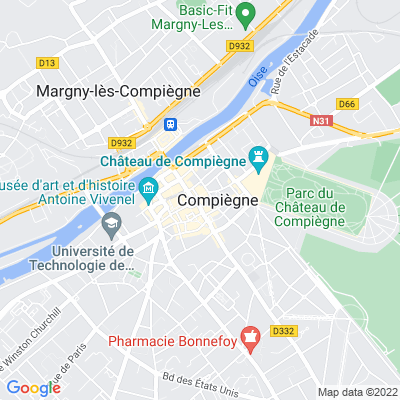 bed and breakfast Compiègne
