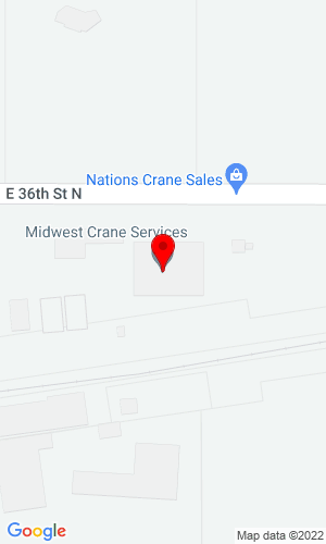 Google Map of Construction Crane & Tractor 1545 Hook Road Bldg A, Folcroft, PA, 19032