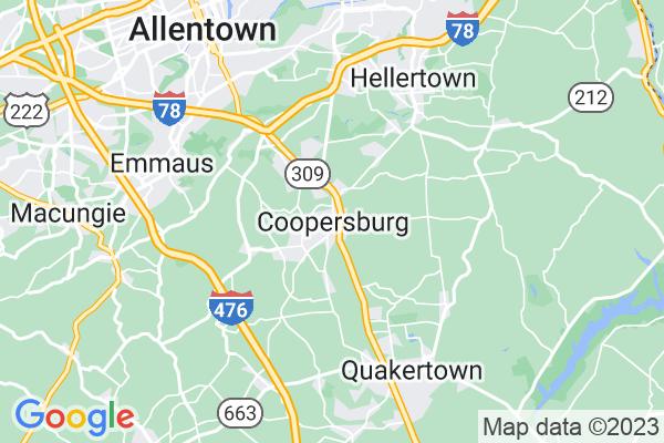 Coopersburg, PA