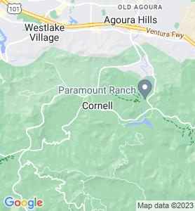Cornell CA Map