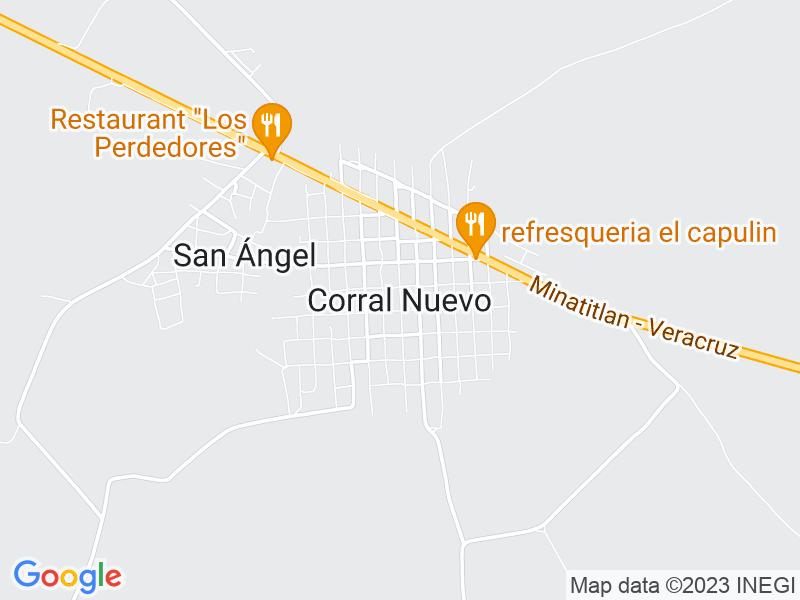 Corral Nuevo, Veracruz