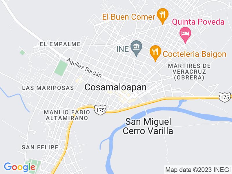 Cosamaloapan, Veracruz