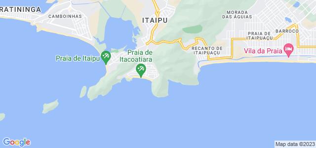 Costão de Itacoatiara, Parque Estadual da Serra da Tiririca - RJ