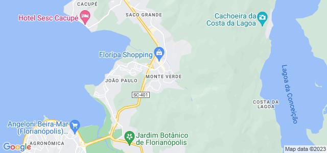 Costa da Lagoa, Florianópolis - SC