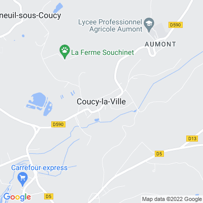 bed and breakfast Coucy-la-Ville