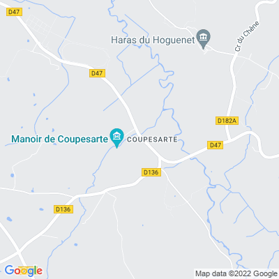 bed and breakfast Coupesarte