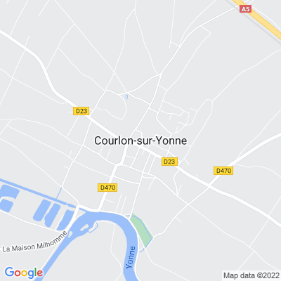 bed and breakfast Courlon-sur-Yonne
