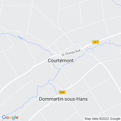 bed and breakfast Courtémont