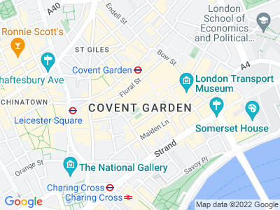 Personal Injury Solicitors in Covent Garden