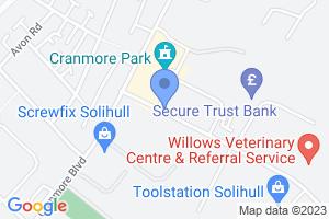 Cranmore Avenue,Shirley<Solihull B90 4LE satnav,,B904LE
