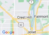 Open Google Map of Crest Hill Venues