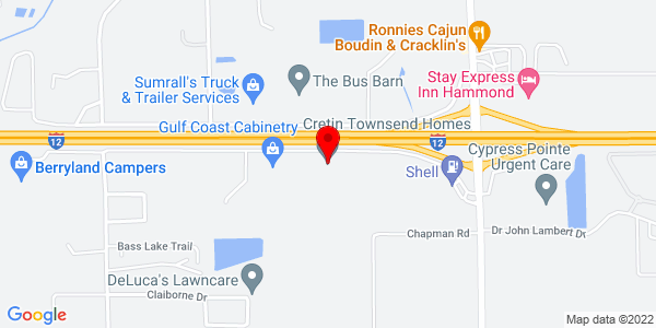 Google Map of Cretin Townsend Homes