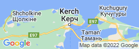 Kerch map