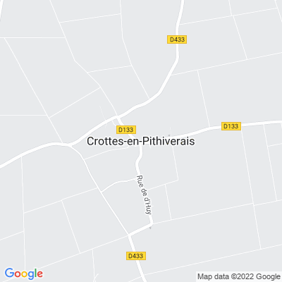 bed and breakfast Crottes-en-Pithiverais